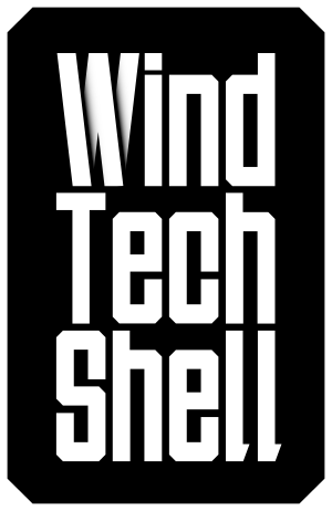 imver wind tech shell