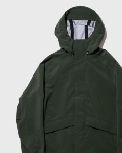 IMVER STRETCH MIL PARKA